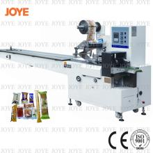 Multi-Function pillow type packing machine JY-300 for egg roll biscuit