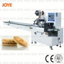 Computer Controlled Pillow Type Egg Roll/Cream Pies Biscuit Packing Machine JY-300/DXD-300 Factory P