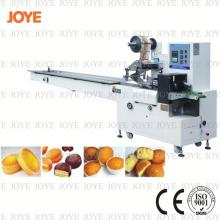 Computer Controlled Pillow Type Egg Roll/Cream Pies Bread Packing Machine JY-300/DXD-300 Factory Pri