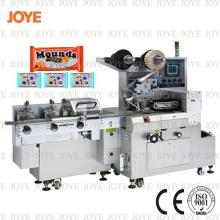 Computer Controlled JY-800Q Automatic Flow Bubble Chewing Gum Packing Machine With Competitive Price