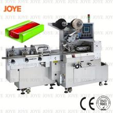 Computer  Controlled JY-800Q Automatic Bubble Chewing Gum Cut and Wrap Wrapping Machine