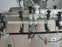 Chewing Gums Filling Capping Labeling Production Line