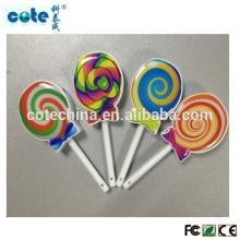 Gift lollypop shaped  Mp3   Player  , lollipop candy Mini  Mp3  , sugar-loaf design  Mp3   player