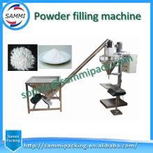 Semi- automatic  Black Pepper Powder  Filling   Machine  5-5000g