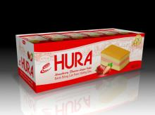 Hura Layer Cake 180g