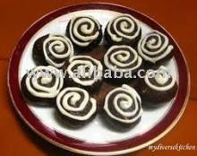 Dryfruit Truffle Pastry