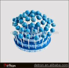 Pop design pop cake lollipop cake display stand