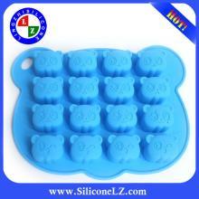 Custom ized  design  Chocolate bar  mold ,coffee chocolate  mold , silicone chocolate  mold