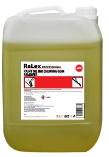 ReLex Professional Paint, Oil, Ink, Chewing Gum Remover, 5l