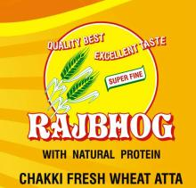 Rajbhog Chakki Fresh Wheat Atta