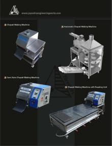 thepla  making  machine