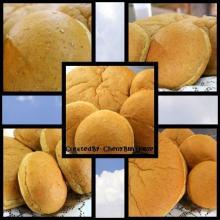 Wheat Bread burger hotdog