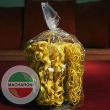 MACHARONI Fettuccine-Tagliatelle-Linguine Mix Dried Egg  Pasta