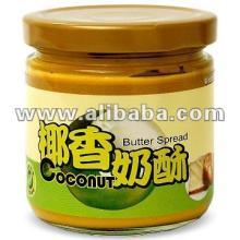 Vegan Coconut butter spread ( Vegan, No egg, Non dairy )