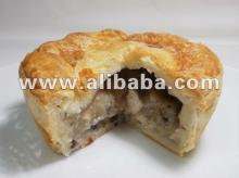 Halal Chicken & Mushroom Pies (Frozen)