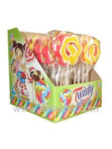 Hard candy Lollipop flower 60g
