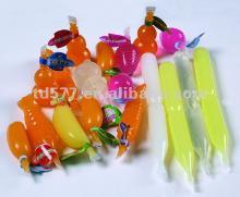 QCFB-6 Fruit Juice Lollipop Filling Sealing Machine