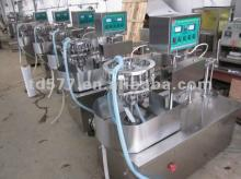 Small Auto Lollipop Ice Tube Filling and Sealing Machine