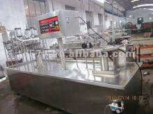 Pneumatic Ice Lollipop Tube Filling and Sealing Machine