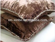 New Dark Chocolate Shimmer Decorative Throw Couch Pillow Cushion Covers