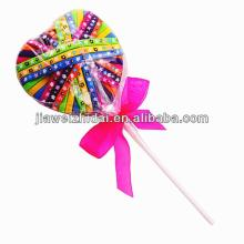 printed lollipop elastic hair band