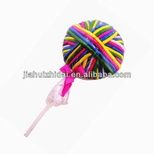 Colorful  hair  band Lollipop  hair  elastic