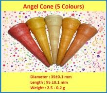 Molded Wafer Cone - Angel