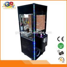hot sale 2014 amusement game machine for game center children candy chocolate bar vending machine