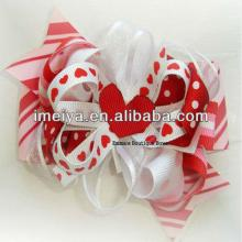 Cinnamon Sweetie Valentines Boutique Infant Toddler Girls Hair Bow