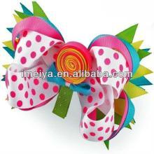 Toddler Infant Newborn Lollipop Mud Pie Hair Bow
