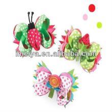 Ladybug&Strawberry&Lollipop Hair Bow