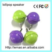 Fashion Cheap Cost Lollipop Speaker for  Promotion   Gift