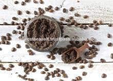 Dark Chocolate Anti Cellulite Coffee Dead Sea Salt Scrub - Bulk/Wholesale