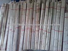 Cinnamon rough timber
