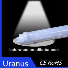 CE RoHS approved Cool warm white PC t8 red tube sex led vietnam tube cinnamon
