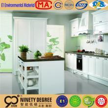 china manufacturer dark chocolate melamine kitchen cabinet