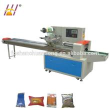 Automatic Multi-function biscuit/chocolate/cookies/bread Horizontal Flow packaging machine DCTWB-450