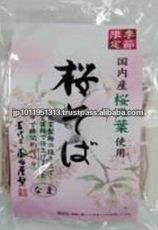 Unique Japanese  Food  Sakura  Aroma  Soba Two Servings