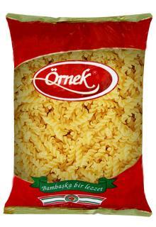 Ornek - Spirali