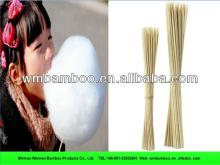 Bamboo marshmallow skewers for kids
