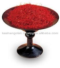 High grade saffron Iranian