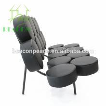 Circle Sofa/Marshmallow Sofa/Living Room Sofa/Designer Sofa