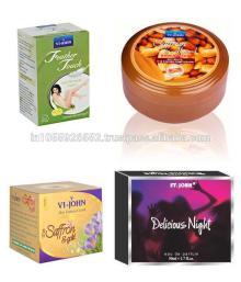VIJOHN Women Care Kit (Hair Remover Sandal & Saffron Gold Fairness Cream & Body Butter Jar 200GM & p