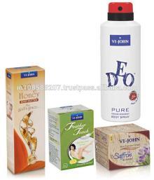 Women Care Kit (Hair Remover Lime & Saffron Sandal Fairness  Cream  & Body Butter  Jar  200GM & Deo Pure