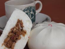 Chicken BBQ Steamed Bun