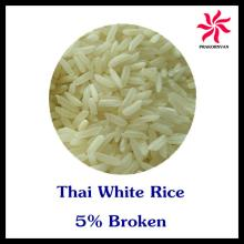 Thai White  Rice  5% Broken Good Quality with Cheap  Price