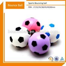 2014 Wholesale Rubber Toy Half Balls Bubble Football