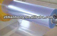 Dark brown colour food blister packaging rigid clear pvc film for food &pharmaceutical