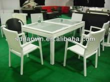 galvanized dining table set DW-DT123