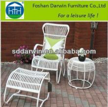 Holiday resort luxury used restaurant wicker furniture (DW-SF081)
